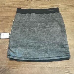 EXOFFICIO Reversible 8-10 skirt.